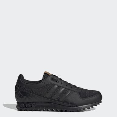 Heren Originals Zwart LA Trainer 2.0 Schoenen