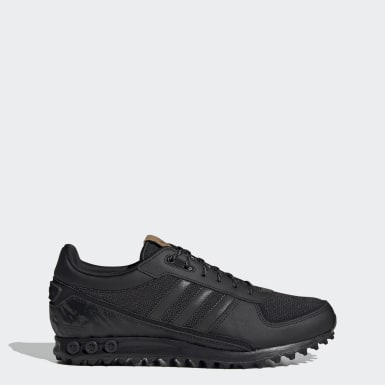 Men Originals Black LA Trainer 2.0 Shoes