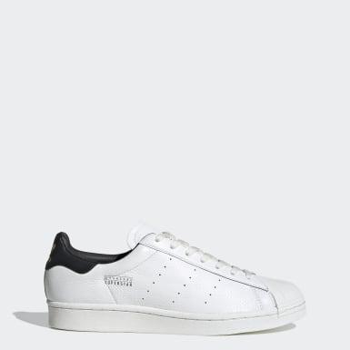 Sapatos Superstar Pure Branco Originals