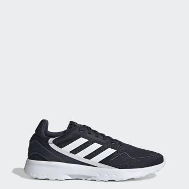 Chaussure Nebzed Bleu Running