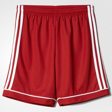 Jongens Training Rood Squadra 17 Short
