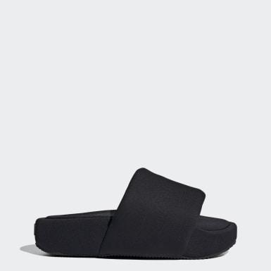 Muži Y-3 černá Pantofle Y-3 Comfylette