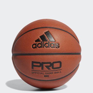 Men's Basketball Orange Pro Official Game Ball