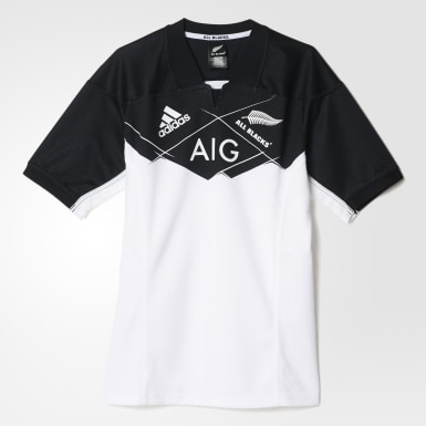 All Blacks udebanetrøje