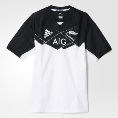 Camiseta segunda equipación All Blacks
