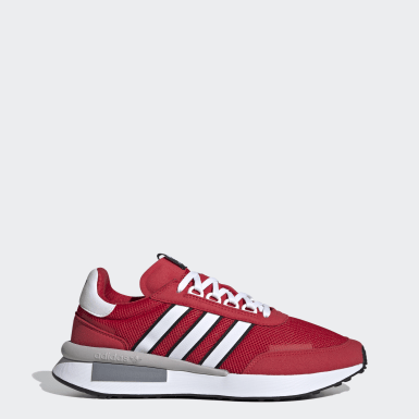 adidas chaussures rouges