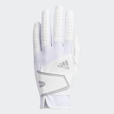 Men Golf White ZG Glove