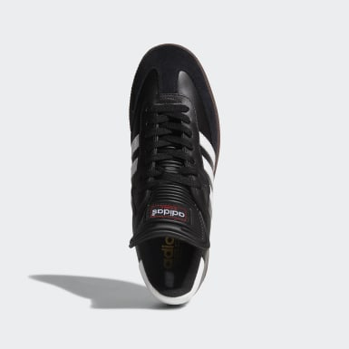 Zapatillas Samba Classic Negro Hombre Fútbol