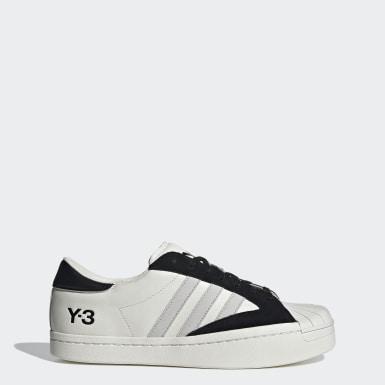 Y-3 White Y-3 Yohji Star