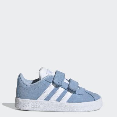 Chaussure VL Court 2.0 Bleu Enfants Lifestyle