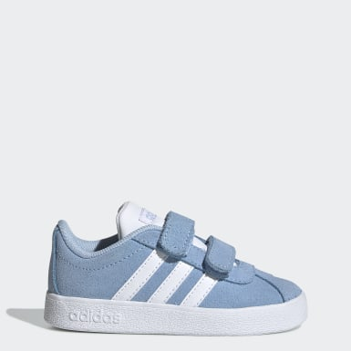 Kinderen Lifestyle blauw VL Court 2.0 Schoenen