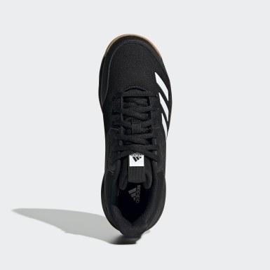 Børn Netball Sort Ligra 6 sko