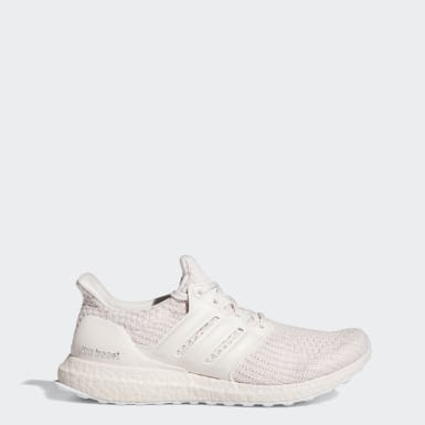 Women Running Pink Ultraboost Shoes