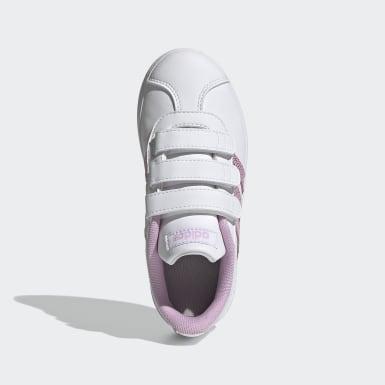 Kinderen Walking Wit VL Court 2.0 Schoenen