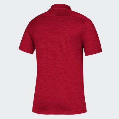 Men's Athletics Cardinals Game Mode Coach Polo Shirt