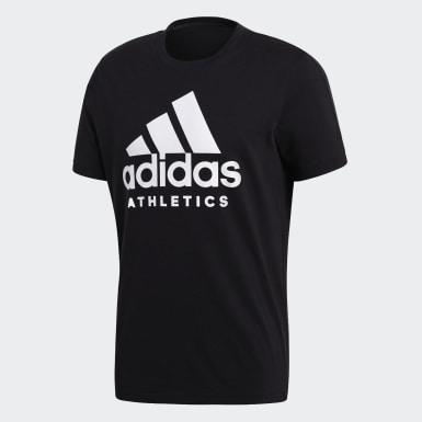 черный Футболка Sport ID