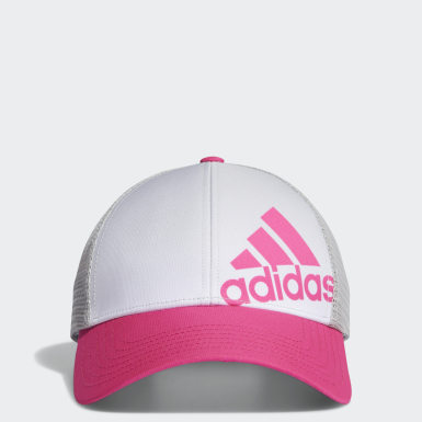 Casquette Gradient Trucker rose Adolescents Golf