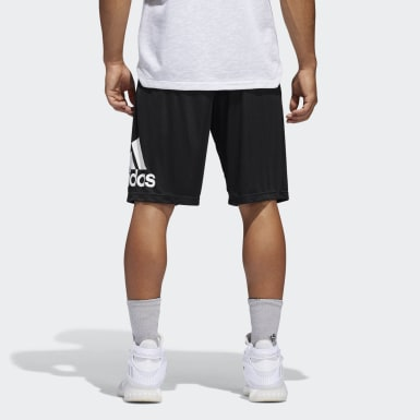 Men Basketball Black Crazylight Shorts