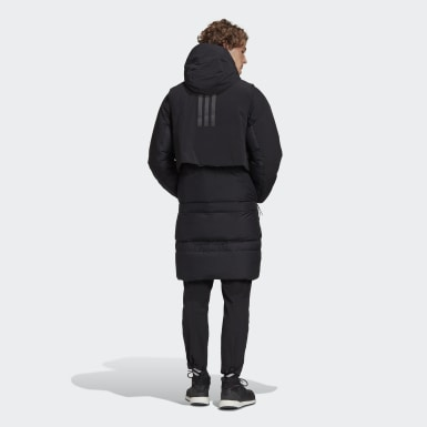 Herr City Outdoor Svart MYSHELTER COLD.RDY Parka