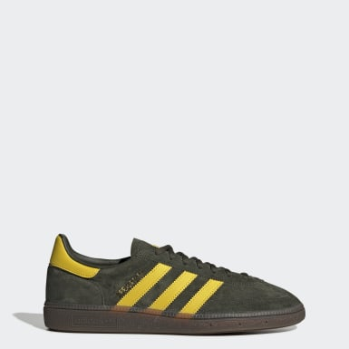 Dam Originals Svart Handball Spezial Shoes