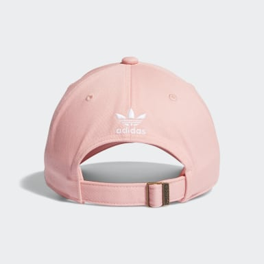 Women's Originals Pink Relaxed Outline Hat