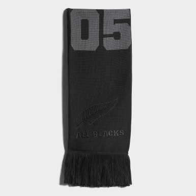 All Blacks Scarf Czerń