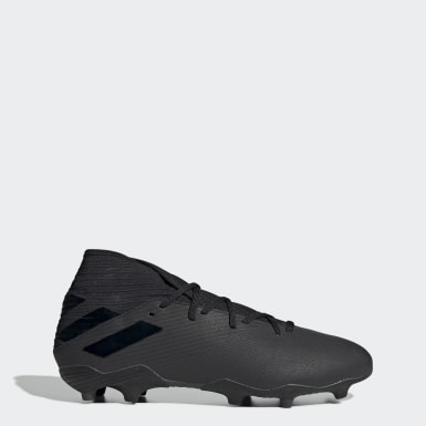 Football Black Nemeziz 19.3 Firm Ground Boots