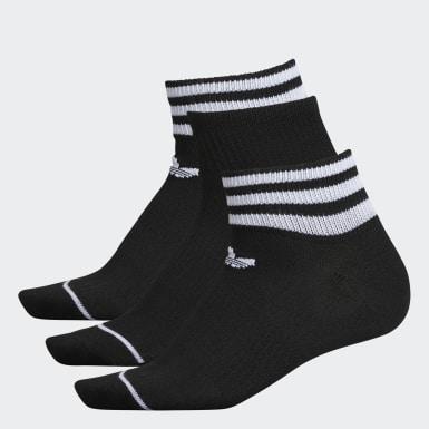 Women's Originals Black Low-Cut Socks 3 Pairs