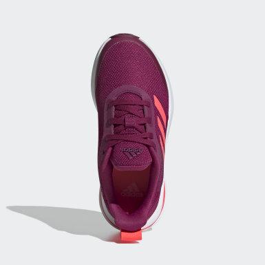 Tenis FortaRun Running 2020 Burgundy Niño Running