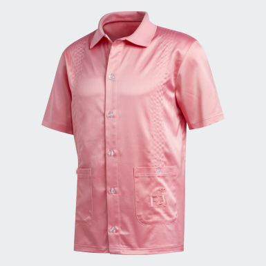 Men Originals Pink FA Shooting Shirt