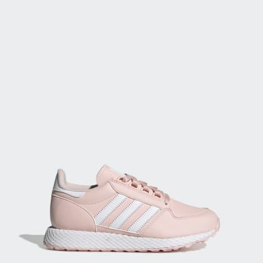 Zapatillas Forest Grove Rosado Niño Originals