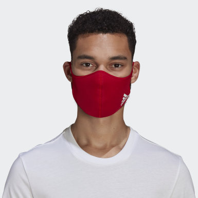Face Covers M/L 3-Pack Wielokolorowy