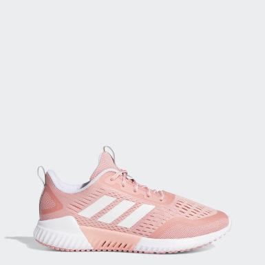 розовый Кроссовки для бега ClimaCool Bounce