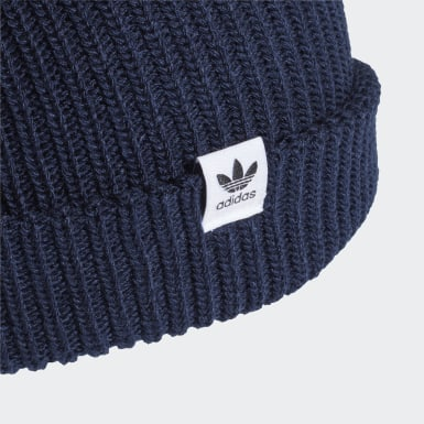 Originals Shorty Beanie Blau