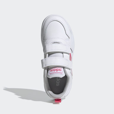 Kids 4-8 Years Running White Tensaurus Shoes
