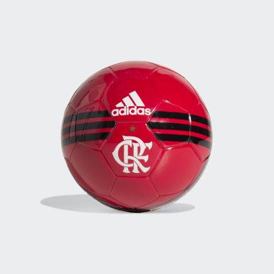 Minibola CR Flamengo (UNISSEX) Vermelho Futebol