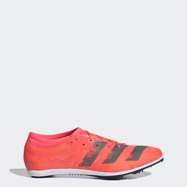 Sapatos de Bicos Adizero Ambition Rosa Homem Atletismo