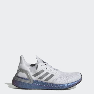 Chaussure Ultraboost 20 gris Femmes Course