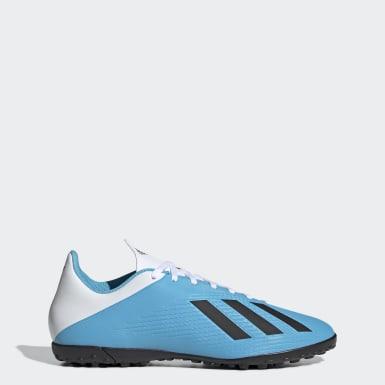X 19.4 TF Blu Uomo Calcio