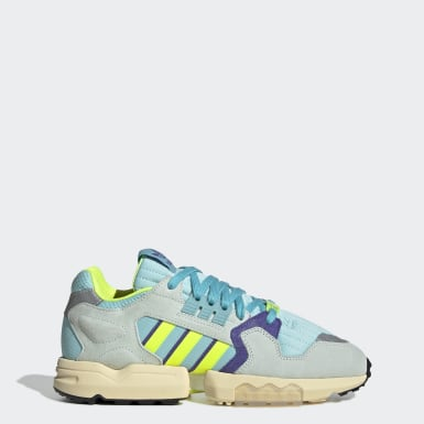 Men Originals Blue ZX Torsion Shoes