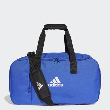 Bolsa de deporte pequeña Tiro Azul Fútbol