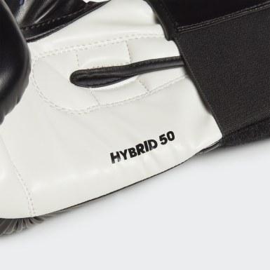 Boxen Hybrid 50 Boxhandschuh Schwarz