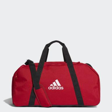 красный Спортивная сумка Tiro Primegreen