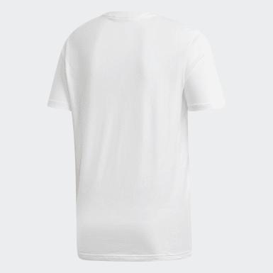 Camiseta Essential Blanco Hombre Originals