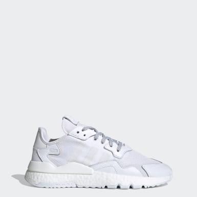 Originals Nite Jogger Schuh Weiß