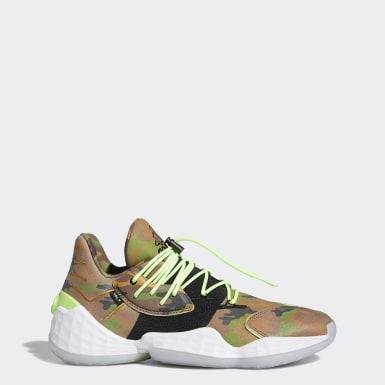 зеленый Баскетбольные кроссовки Harden Vol. 4 x Daniel Patrick