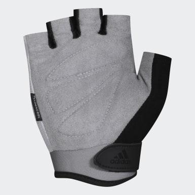 белый Перчатки для фитнеса, размер M