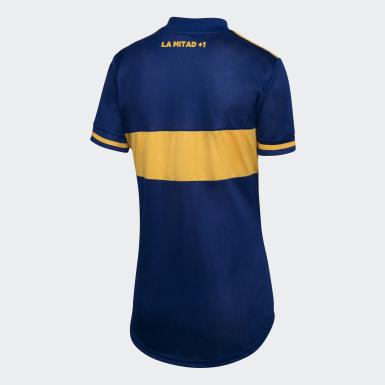 Jersey de Local Boca Juniors 20/21 Azul Mujer Fútbol