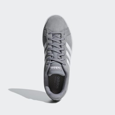 Tenis Grand Court Gris Hombre Sport Inspired