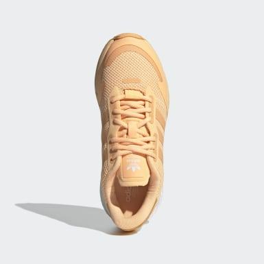Kvinder Originals Orange ZX 1K Boost sko